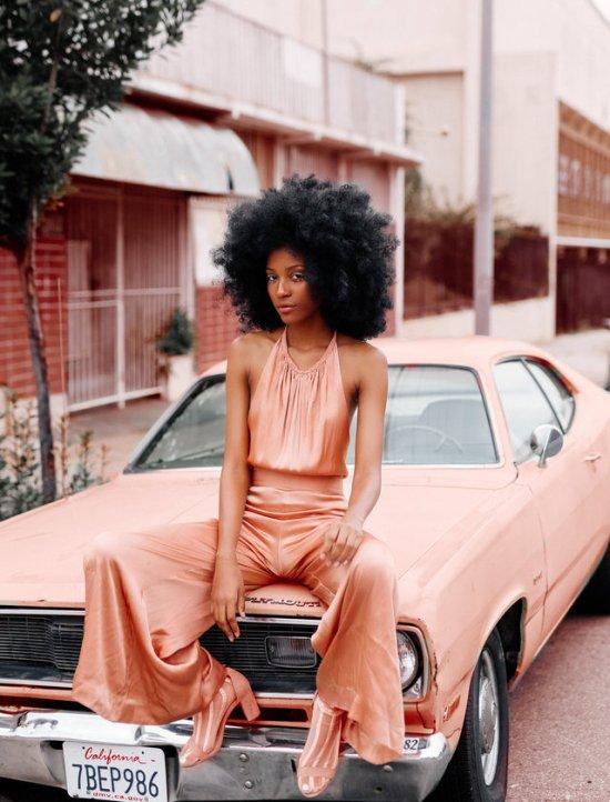Natasha Wilson (De Anastacia) fotografia artística fashion lifestyle mulheres modelos luz cores beleza