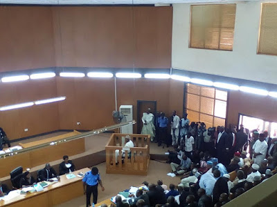 N289m SUV Probe: Saraki Appears Before Senate Panel