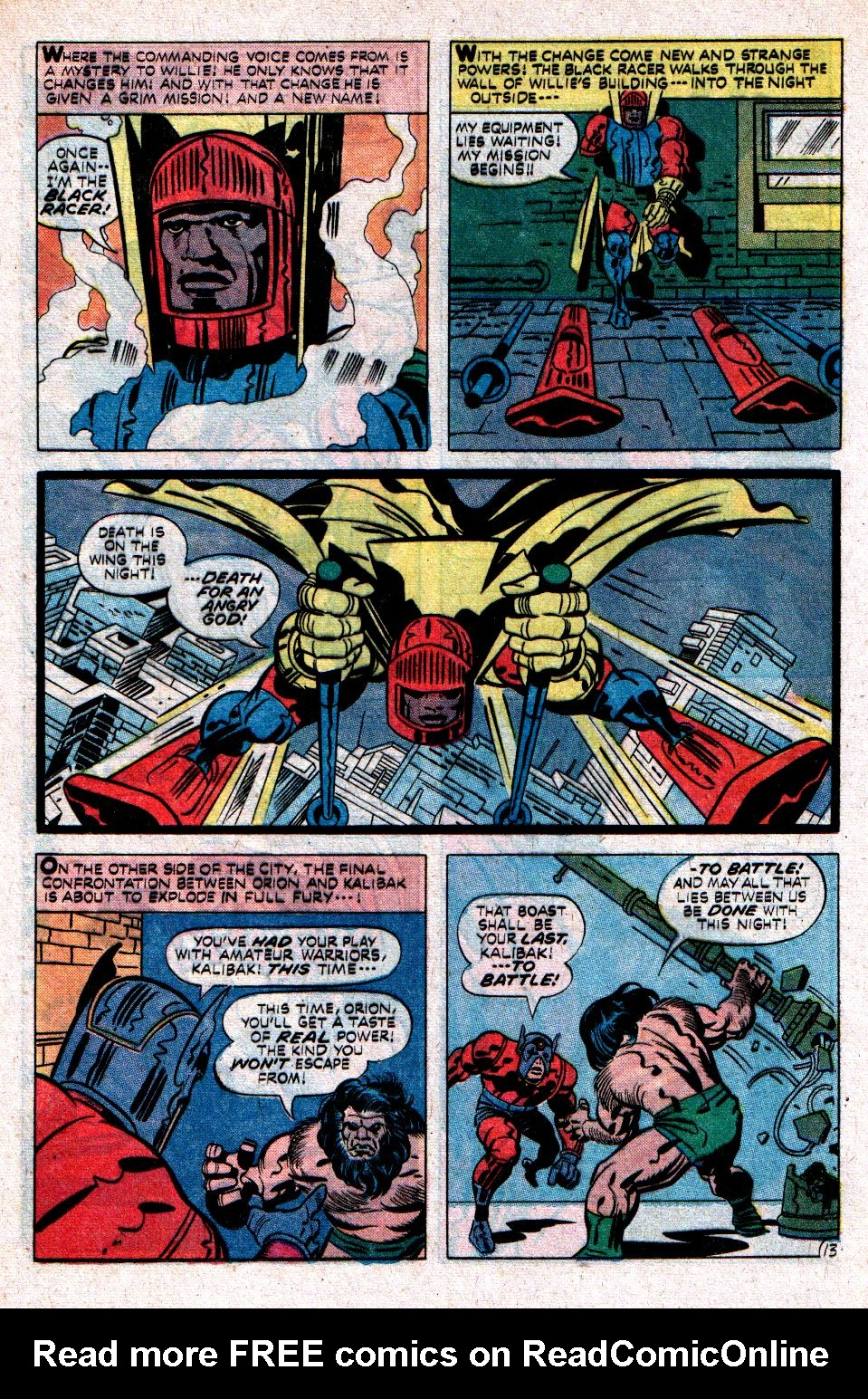 The New Gods (1971) issue 11 - Page 17