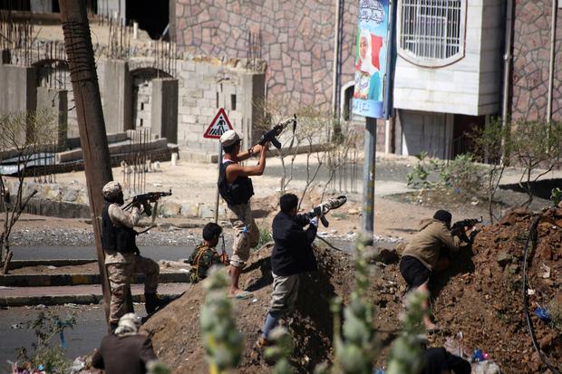Taiz Telah Kembali di Rebut Pasukan Yaman