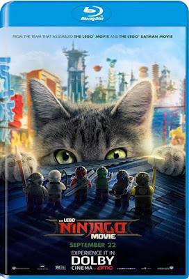 The LEGO Ninjago Movie 2017 BD25 Latino