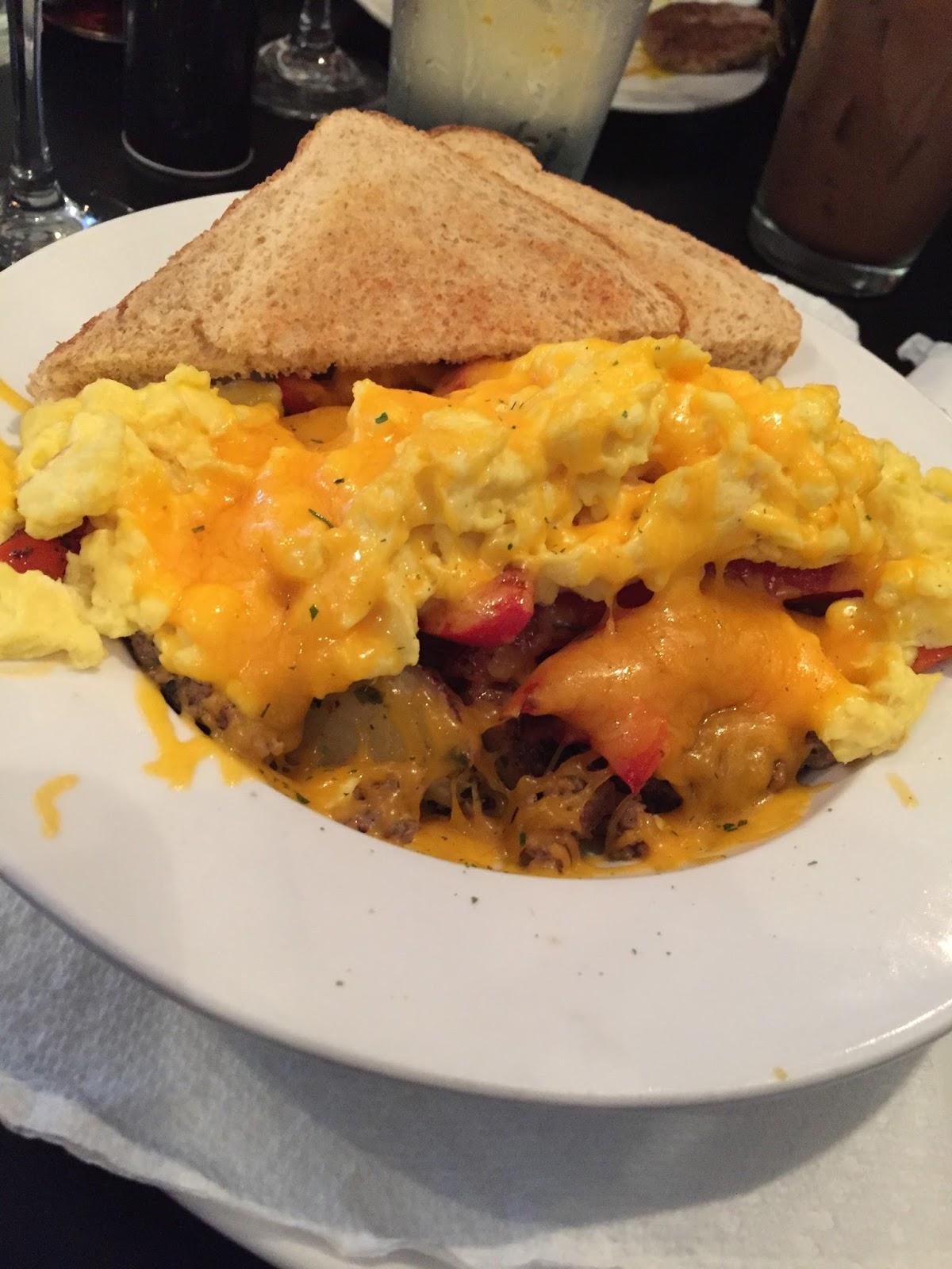 The Kenyan Nomad The Garden Brunch Cafe Nashville Restaurant Review