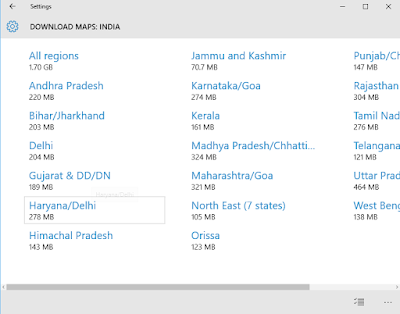 Download maps India pic