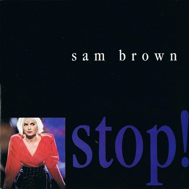 Stop! Sam Brown
