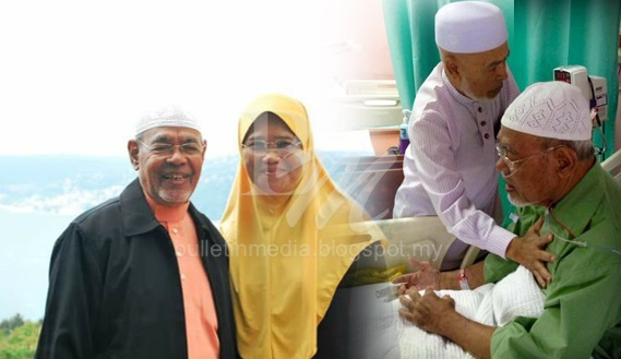 SAYU!! Abang Allahyarham Datuk Dr Haron Din, Ustaz Ishak Din Meninggal Dunia Jam 6.05 Petang Tadi Di IJN