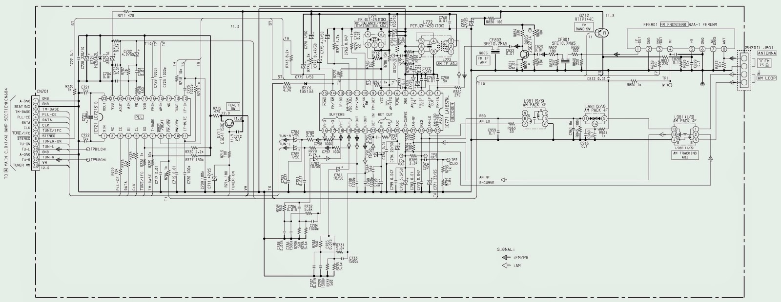 Aiwa Stereo Wiring Harness Diagram Vehicle Diagrams Various Xh A Pact Disc Rh Jokcei Tripa Co
