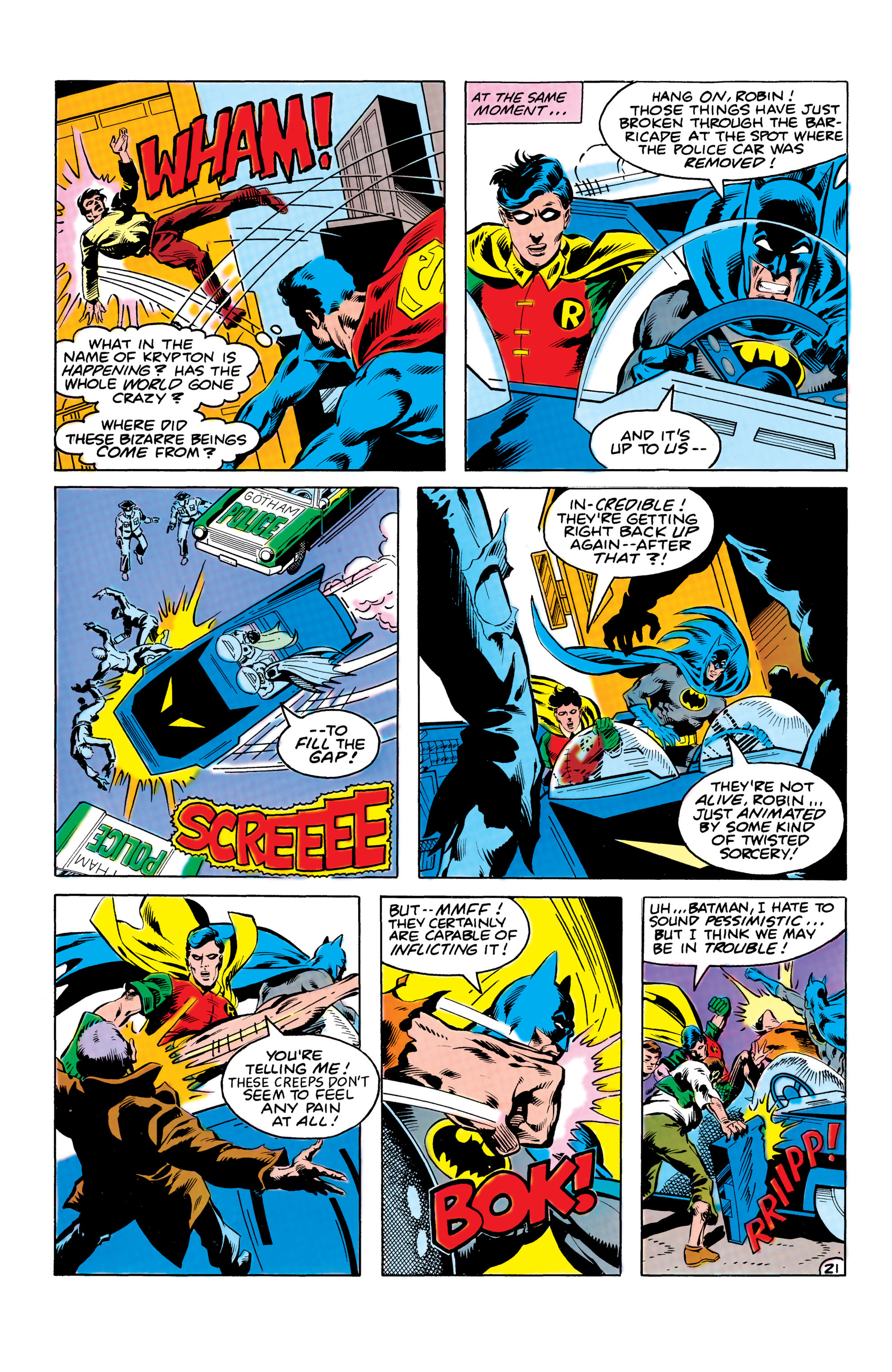 Read online World's Finest Comics comic -  Issue #286 - 22