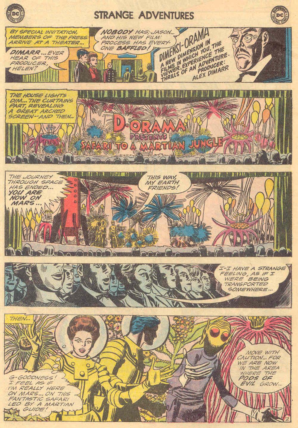 Strange Adventures (1950) issue 173 - Page 4