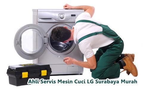 Mesin Cuci Samsung Front Loading Rusak