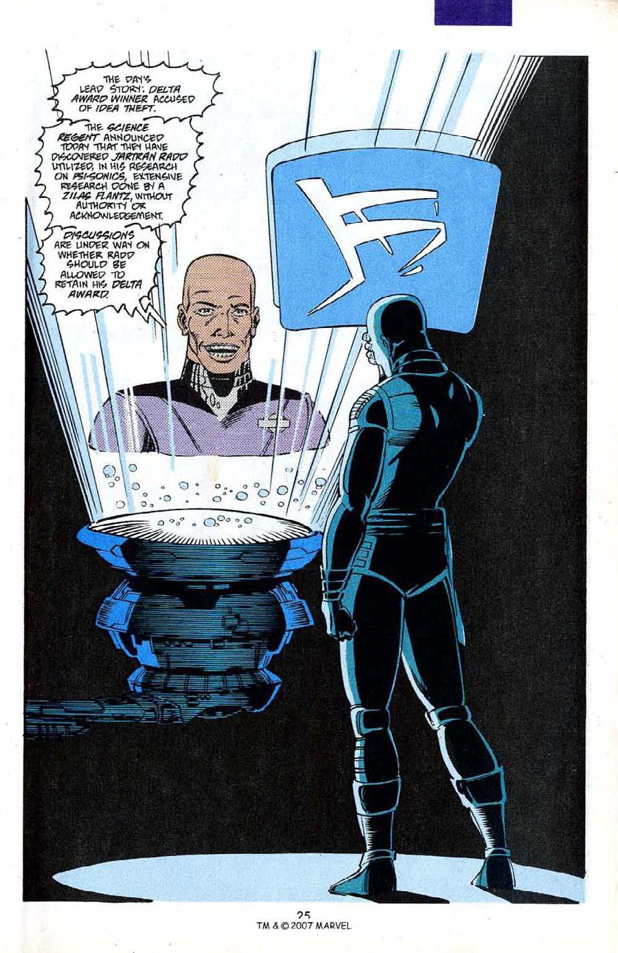 Read online Silver Surfer (1987) comic -  Issue #50 - 27