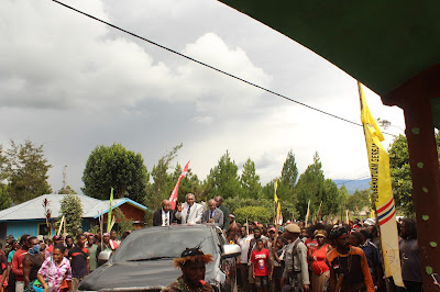 Socratez Yoman Terpilih Kembali Sebagai Presiden Gereja Baptis Papua