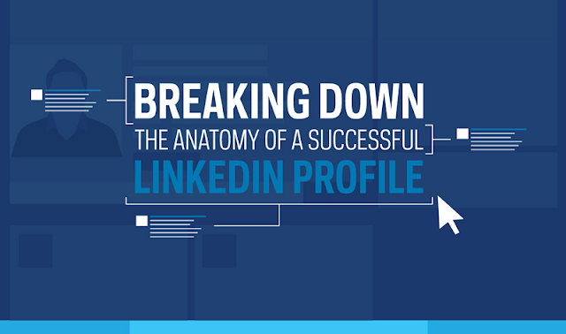 This infographic will guide you how to shine on LinkedIn