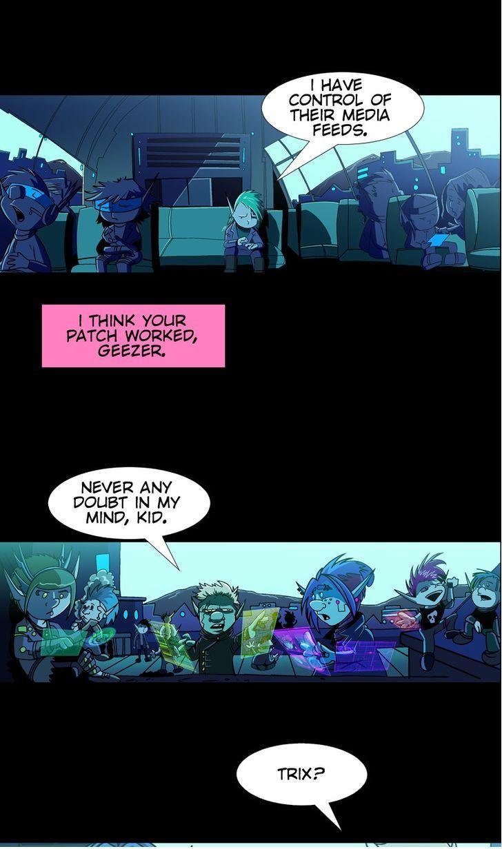 Cyberbunk - Chapter 118