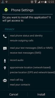Aplikasi Sadap HP Android Mengetahui Aktifitas Pacar,Teman,Anak atau Orang lain
