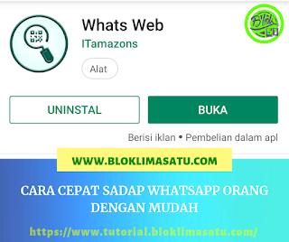 Cara hack Whatsapp Orang lain Dengan Mudah