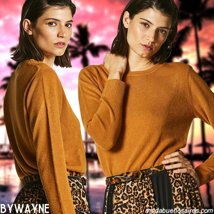 Ropa de mujer invierno 2019 animal print. Moda invierno 2019 ropa de mujer.