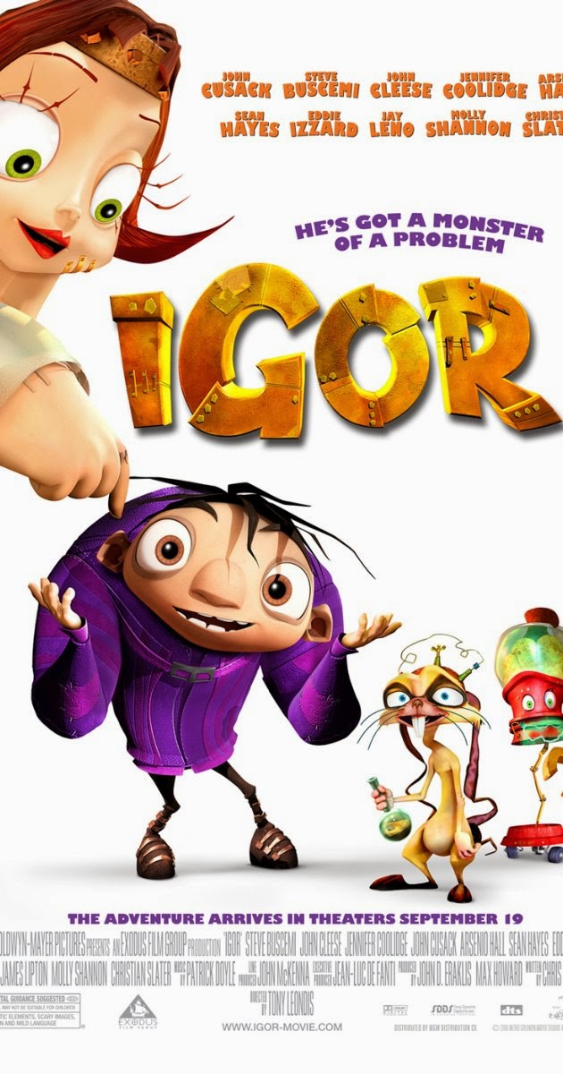 Watch Igor (2008) Online For Free Full Movie English Stream
