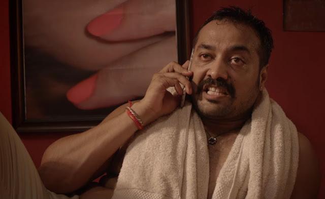 Anurag Kashyap in A. R. Murugadoss' Akira