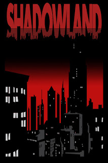 Shadowland Cover