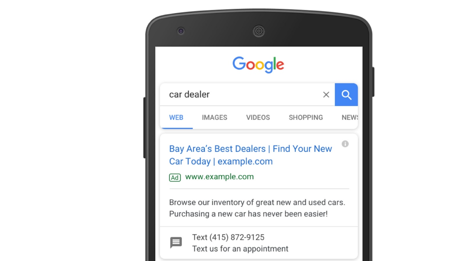 Google Adwords Introduces 'Chat Rate' Metric for Click-to-Message Ads
