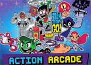 Teen Titans Go Action Arcade Online