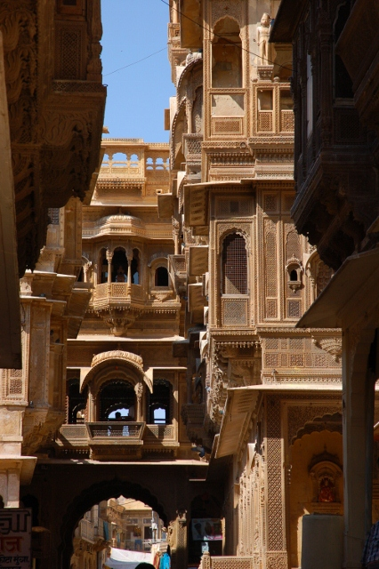 Jaisalmer, la dorée : les temples Jains et le Thar Heritage Museum 42
