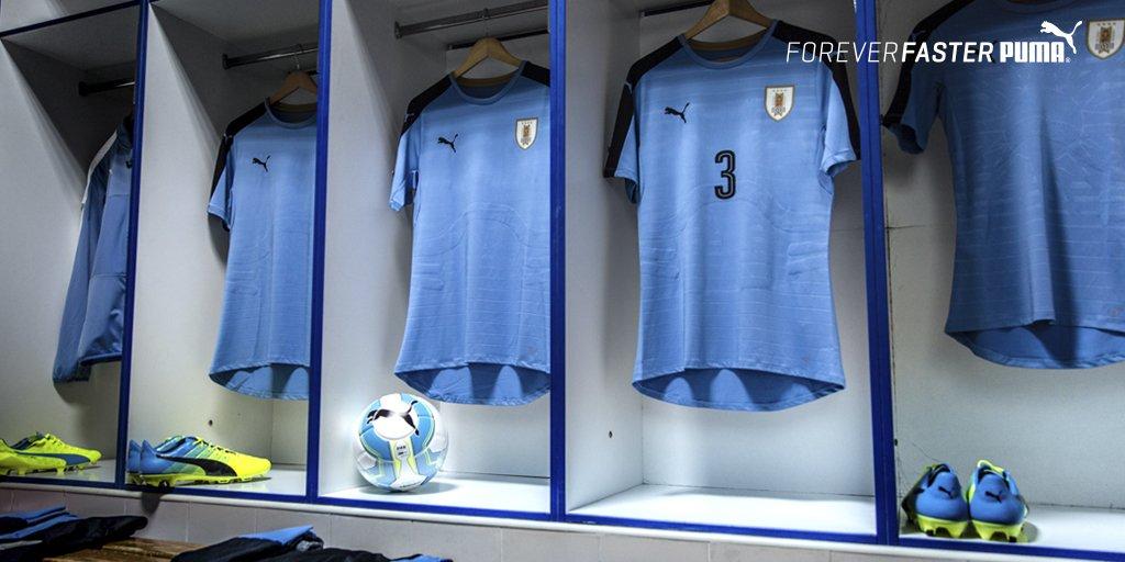 New Uruguay 2016 Copa America