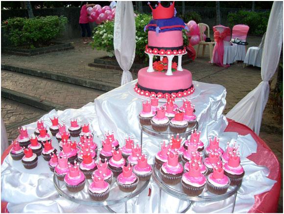 Cake Palette Debut Cakes
