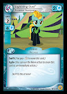 My Little Pony Lightning Dust, Extreme Showpony Friends Forever CCG Card
