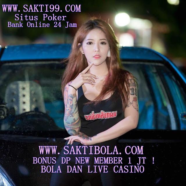 Situs Poker Bank Online 24 Jam Non Stop Hanya Ada Di Sakti99.com Buruan Gabung Rasakan Kemenangannya !