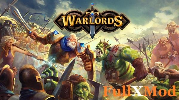 Warlords - Turn Based Strategy Mod APK