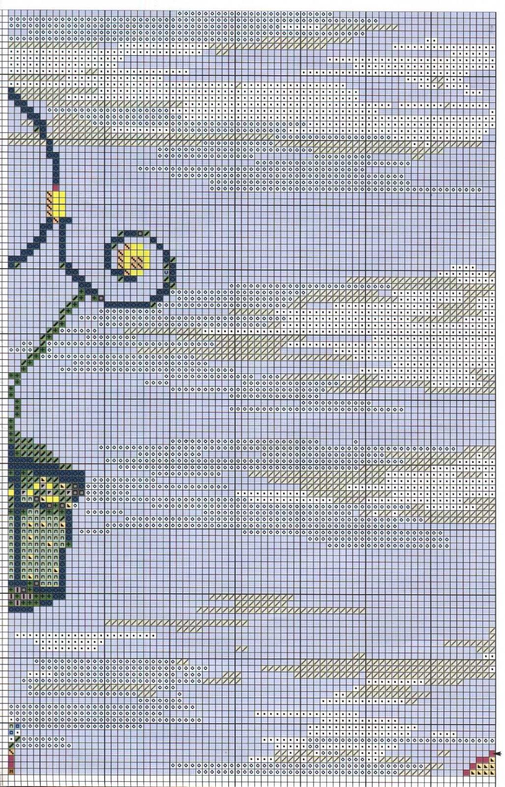 пейзажи санкт петербурга схемы для вышивки