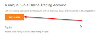 Online Trading Account 3 in 1