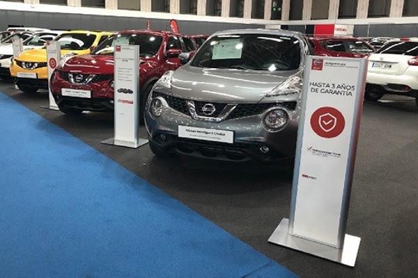 Nissan presenta su promesa cliente para vehículo de ocasión, única en el mercado