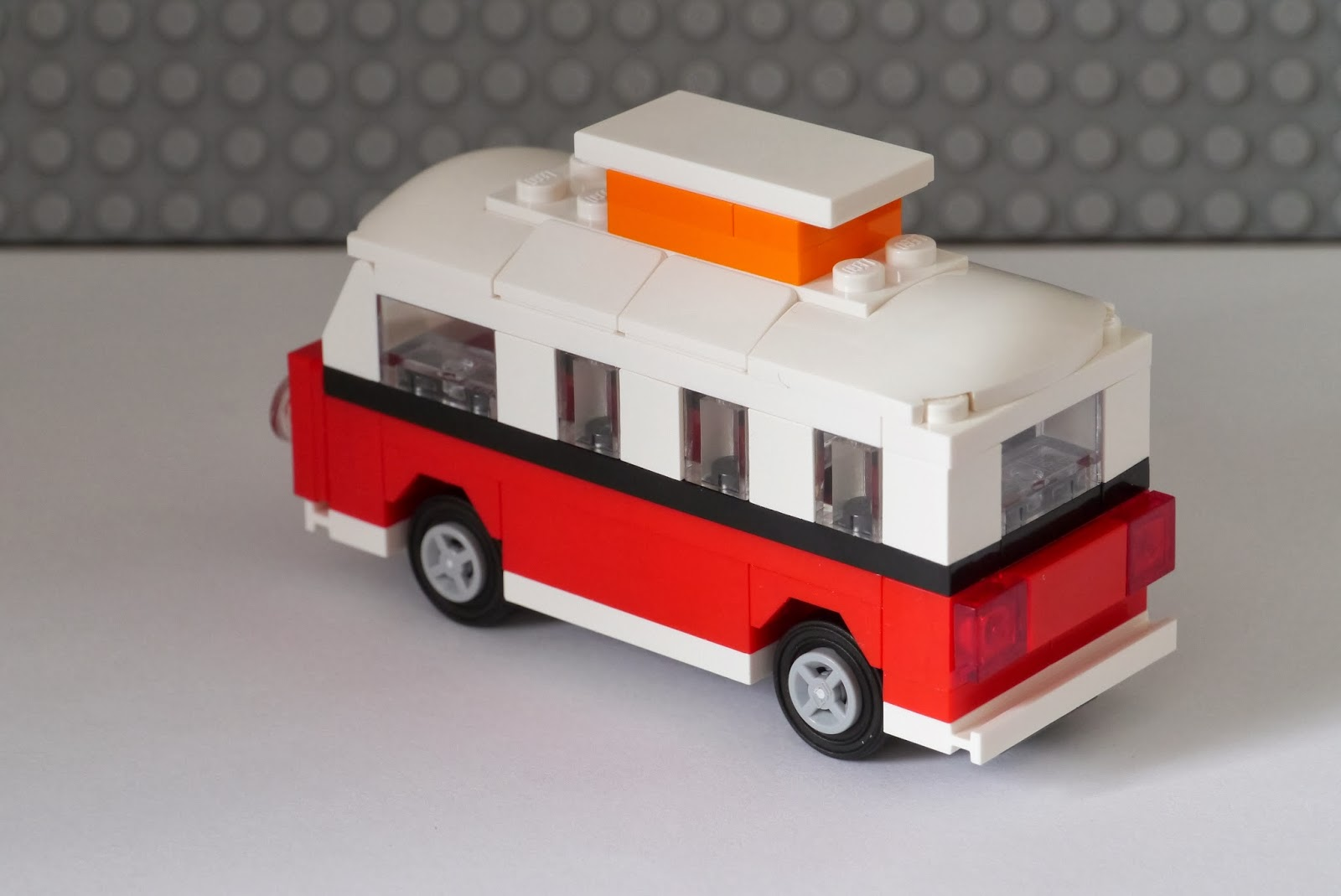 the brick j ger lego creator 40079 mini t1 camper van. Black Bedroom Furniture Sets. Home Design Ideas