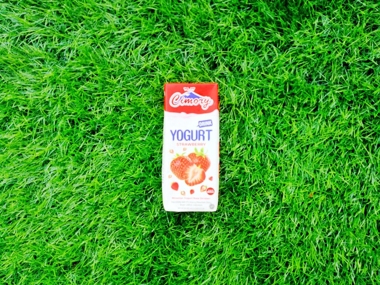 yoghurt cimory