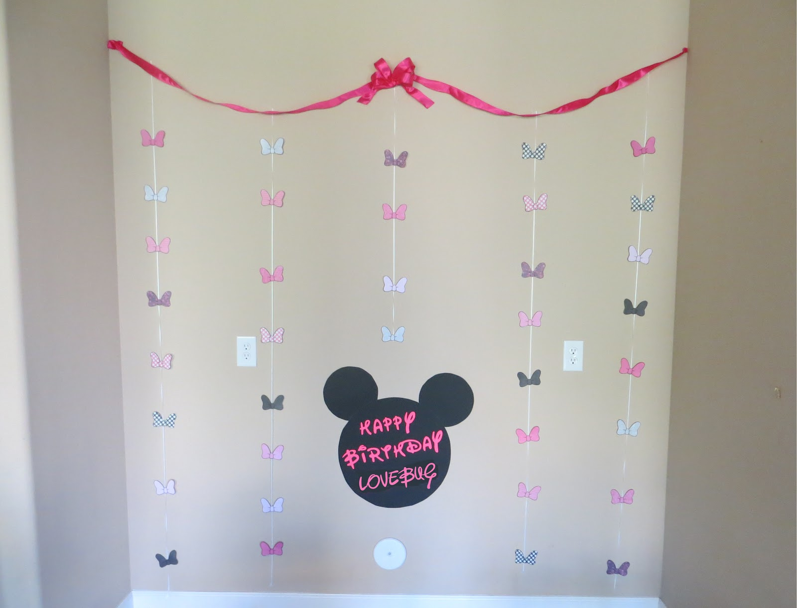 Lovebugs Bow Tique Birthday Party Free Printables