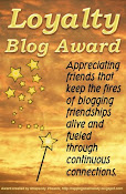 Loyalty Blog Award