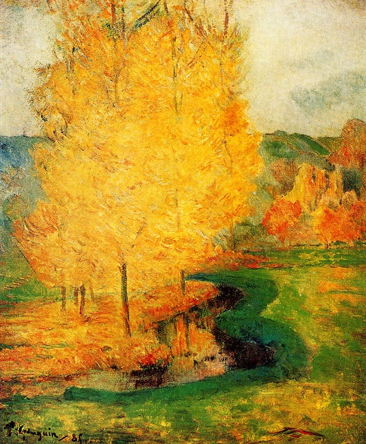 Paul Gauguin 1848-1903 | French Post-Impressionist painter