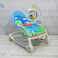 Baby Bouncer BabyDoes CH765 BB