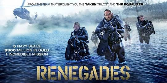 Renegades Full Hindi Dubbed Movie