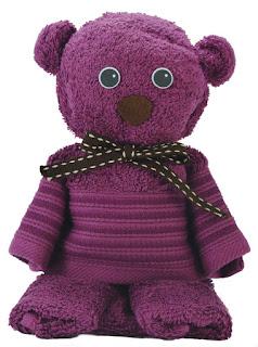 HANDUK SOUVENIR TEDDY BEAR