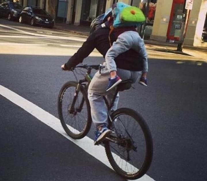 As fotos mais engraçadas da Internet mostrando como é difícil ser pai ou mãe