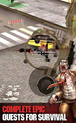 Dead Among Us v2.0 Mod Apk-screenshot-3