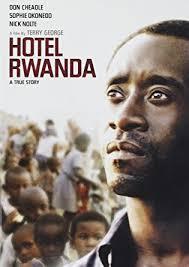 best stress buster movie hotel rwanda
