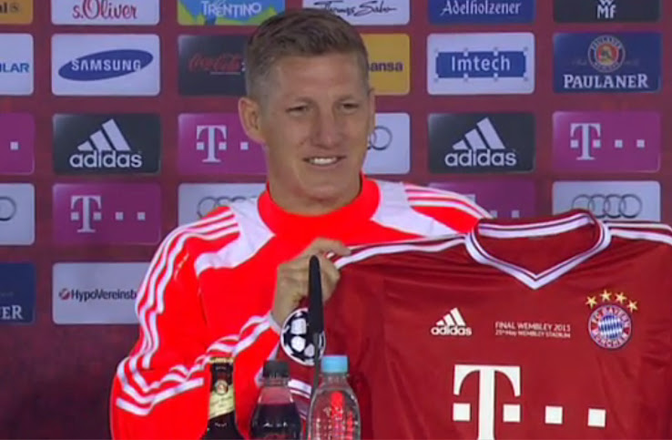 Fc Bayern Munchen 2013 Cl Final Wembley Kit Unveiled Footy Headlines