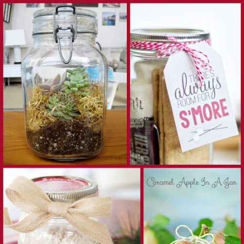 5 DIY Gift in a Jar Ideas - Twelve Days of Christmas