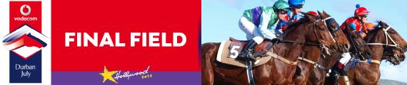 Vodacom Durban July - Final Field & Betting - Hollywoodbets - Bet Now - Horses - Horse Racing - Jockeys - Betting