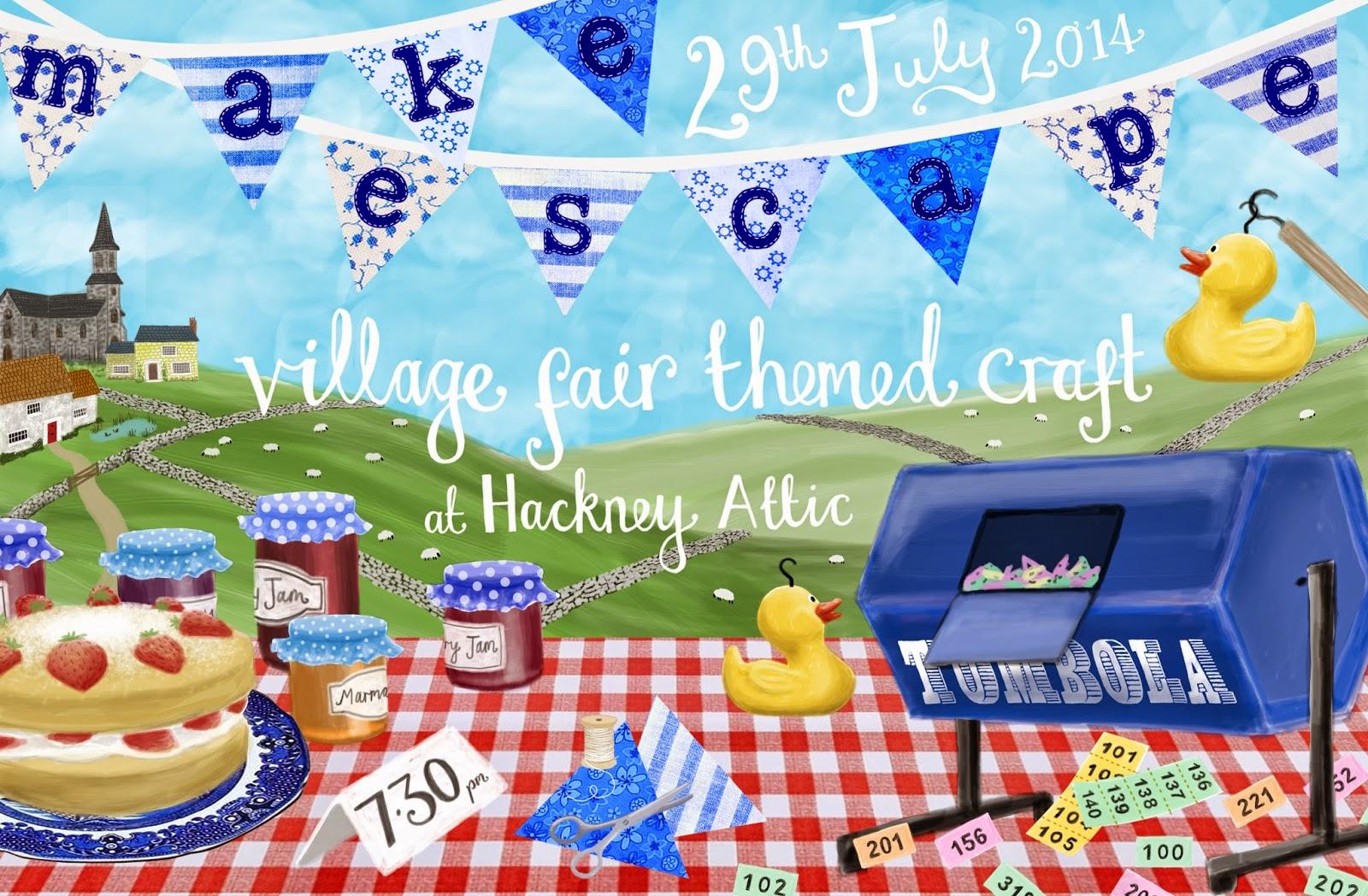 Hughson Craft Fair