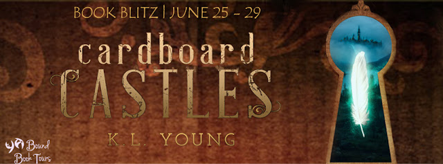 Cardboard Castles by K.L. Young – Excerpt and Giveaway